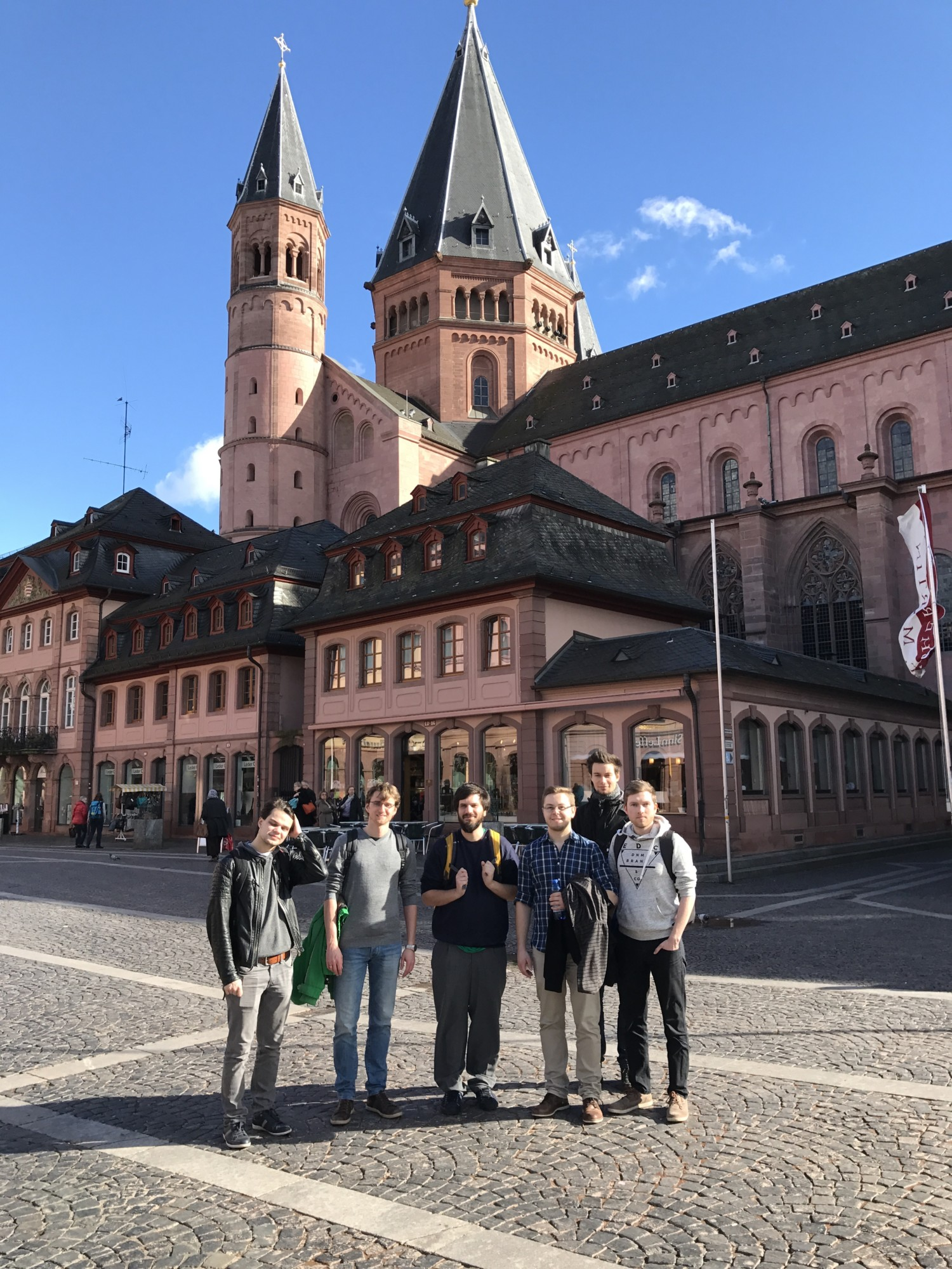 "Zum Artikel ""DPG Spring Meeting in Mainz"""